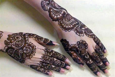 new henna mehndi designs 2018 for in pakistan india topmehndidesigns