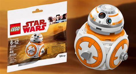 LEGO Star Wars May the 4th 2018 : Y-Wing UCS, polybag BB-8 ...