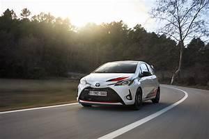 Avis Toyota Yaris : essai toyota yaris grmn 2018 notre avis sur la gti japonaise photo 3 l 39 argus ~ Gottalentnigeria.com Avis de Voitures