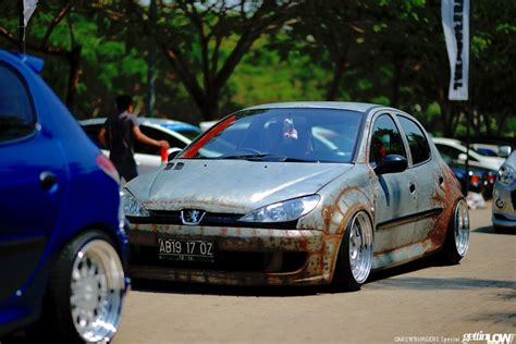 Modifikasi Peugeot 208 by Not Your Typical 206 Pics Retro Rides