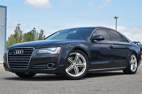 Audi A8 For Sale by 2011 Audi A8 Premium Quattro For Sale 76632 Mcg