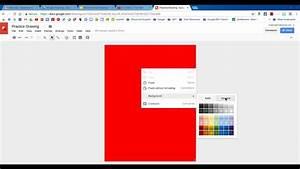 Change background color on google doc thekindproject for Google docs change page background color