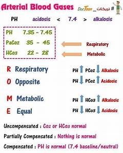 Arterial Blood Gases