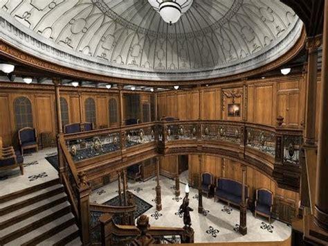 titanic st class   interior   looked
