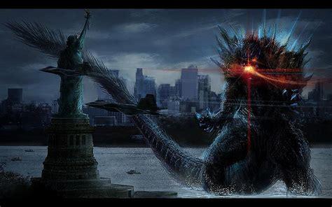Godzilla (2014) Wallpapers Hd Download