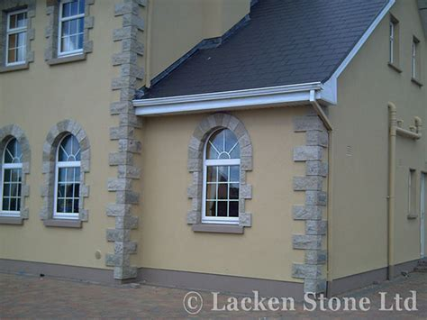 Stone products for sale NI, Exterior stone wall cladding