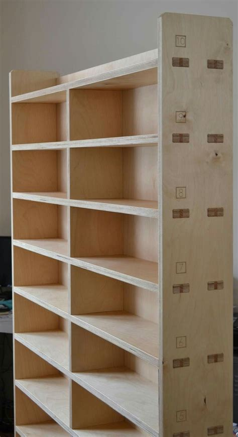 Plywood Bookcase by Pin By Icoress On Woodworking Plywood Bookcase Bookcase
