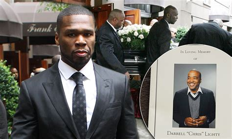 Chris Lighty funeral: Sean 'Diddy' Combs, 50 Cent and