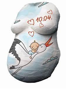 Babybauch Abdruck Set : babybauch gipsabdruck komplett set mit 12 farben statt ~ A.2002-acura-tl-radio.info Haus und Dekorationen