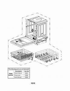 Lg Model Lds5040bb Dishwasher Genuine Parts