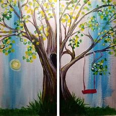 253 Best Canvas Diy Painting Ideas!!!!! Images On Pinterest