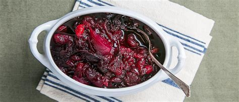How to Make Cranberries with Beets and Cardamom   Tasting