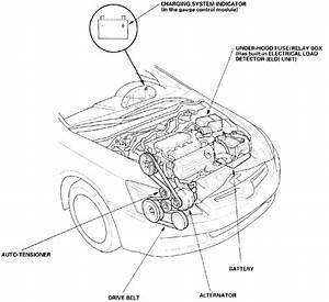Where Can I Get Schematic  It Is Not On Engine Or Hood