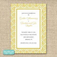 1000 images about anniversary stuff on pinterest 50th With 50th wedding anniversary invitations vistaprint