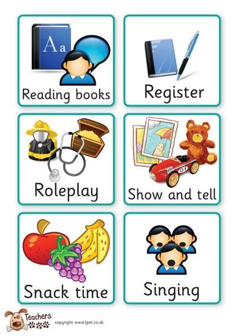 Teacher's Pet  Early Years Visual Timetable  Free Classroom Display Resource  Eyfs, Ks1, Ks2
