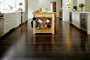 hardwood or tile flooring choices for a kitchen essence design studios llc