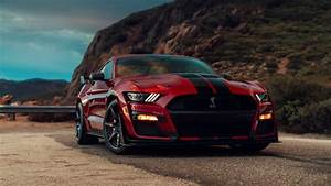 Red Mustang Wallpapers - Wallpaper Cave