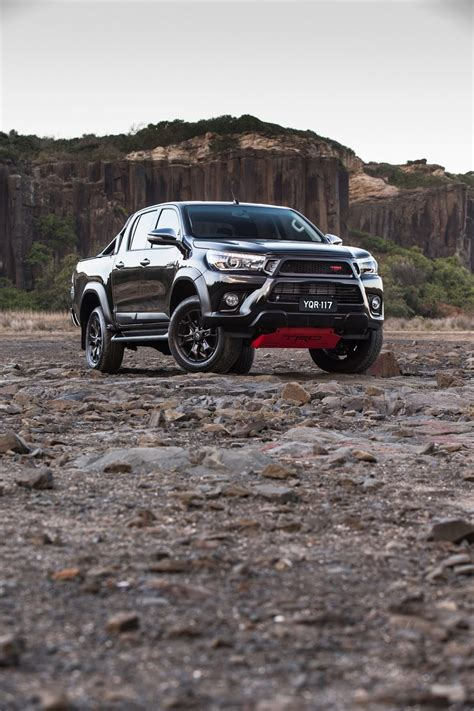 Toyota Raptor by Toyota Considering Hilux To Rival Ford Ranger