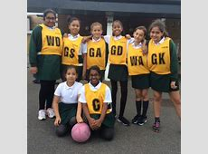 Netball report Mossford Primary School