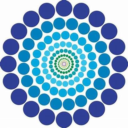 Circle Clip Abstract Clipart Pattern Patterns Circles