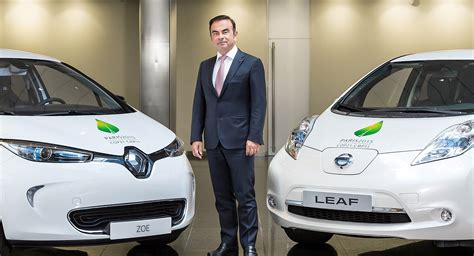Renault And Nissan Could Merge Into One Giant (if Carlos