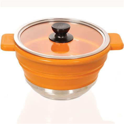pots rv lightweight cooking campingworld space kitchen