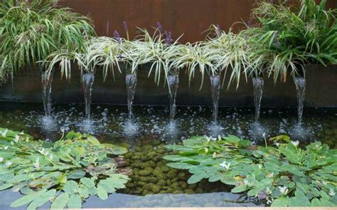 plantes vivaces gramin 233 es et arbres dans le jardin moderne