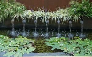 Plante Pour Bassin Extérieur : plantes pour petit bassin de jardin bassin de jardin ~ Premium-room.com Idées de Décoration