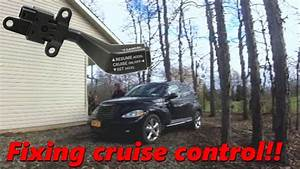 Cruise Control Switch Replacement