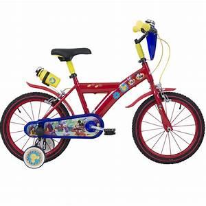 Fahrradständer 16 Zoll : 16 zoll disney mickey mouse kinderfahrrad donald duck ~ Jslefanu.com Haus und Dekorationen