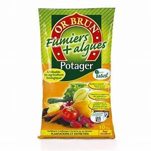 Carré Potager Gamm Vert : fertilisant potager 10 kg or brun gamm vert ~ Dailycaller-alerts.com Idées de Décoration