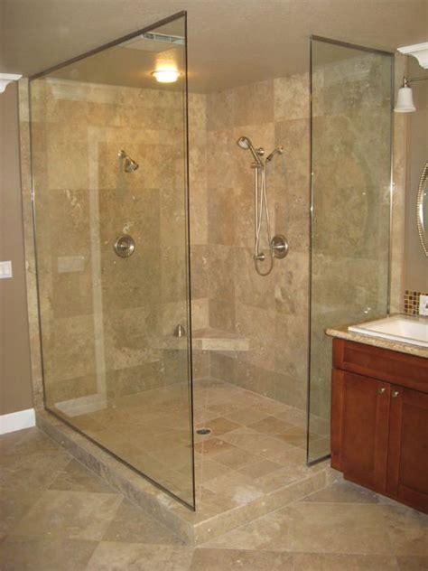 open shower   estate panels orb cl  bathroom