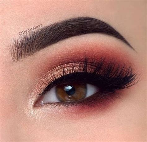 amazing makeup   brown eyes styles weekly