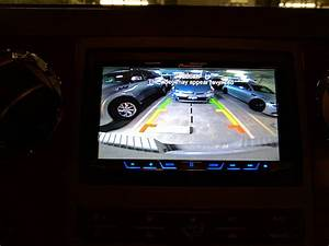Aftermarket Headunit Which Retains Factory Backup Camera