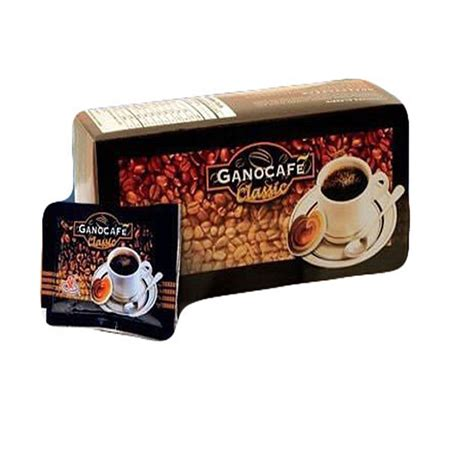 Gano Excel Ganoderma Gano Classic Black Coffee (USA Packaging)   Choose Pack   eBay