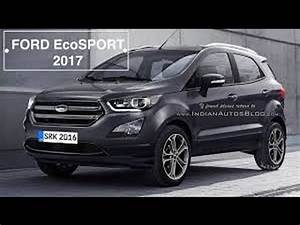 Ford Ecosport Titanium : ford ecosport titanium 2017 review youtube ~ Medecine-chirurgie-esthetiques.com Avis de Voitures