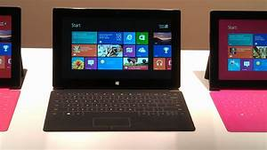 Surface Rt 2012 : microsoft announces the 10 6 inch surface tablet in arm ~ Melissatoandfro.com Idées de Décoration