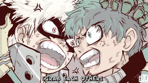 bakudeku comic | Tumblr