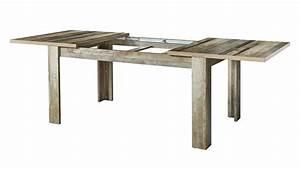 Esstisch 160 Ausziehbar : esstisch bonanza ausziehbar in driftwood 160 240x90 cm ~ Eleganceandgraceweddings.com Haus und Dekorationen