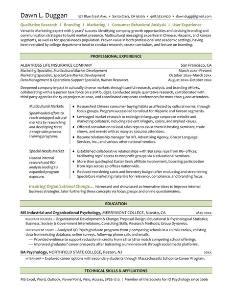 Business Graduate Resume by Resume Sles Exles Brightside Resumes