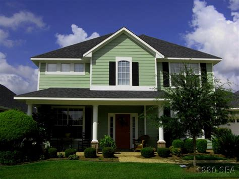 choose exterior paint colors desainrumahkeren