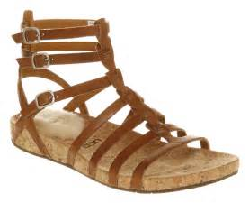 wedding gift options ugg gladiator sandals mayla leather women 39 s shoes