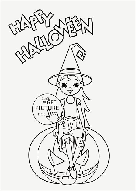 scary halloween coloring pages unique  easy halloween