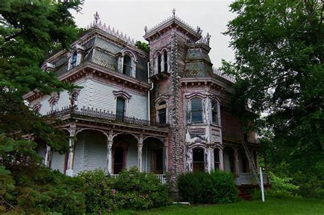 abandoned  victorian house  york usa supernatural pinterest victorian  york