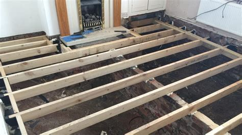 Suspended Timber Floor and How to Build a Floating Hollow