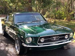 1967 Ford Mustang GT Fastback for Sale in Versailles, Kentucky Classified | AmericanListed.com