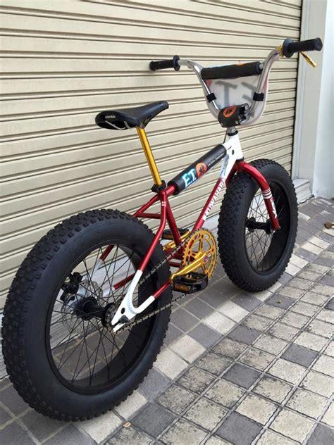 2016 Custom Built Kuwahara E.T. Fat - BMXmuseum.com