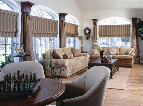 Ideas For Windows In Living Room by Fresh Window Treatment Ideas Hgtv