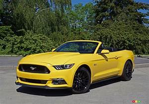 The 2016 Ford Mustang GT Convertible makes life beautiful | Car Reviews | Auto123