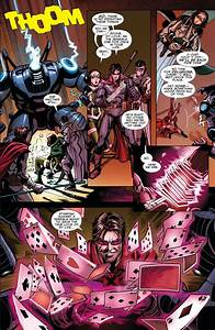 Age Of Apocalypse Gambits Last Stand Comicnewbies